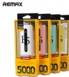 Remax E5 Power Bank 5000mAh